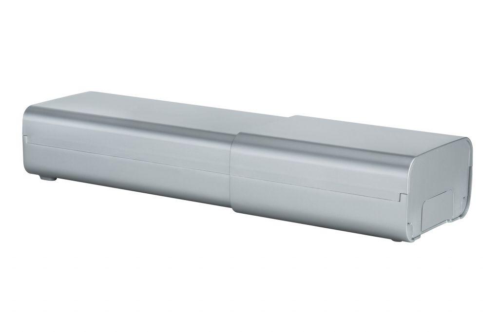 Function TrafoBox chrome mat plastique alu (70591)