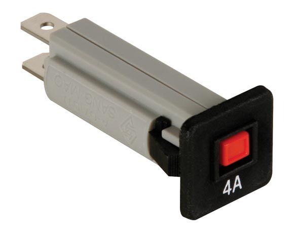 Fusible automatique - 4a - 250vac (FA4)