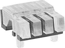 Guide lumiere horizontal 4x1