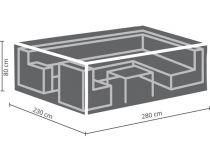 HOUSSE D\'EXTÉRIEUR POUR SALON DE JARDIN - XL (OCLS-XL)