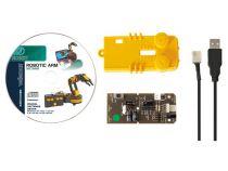 Interface USB pour soutiens-gorge robotiques KSR10 (KSR10 / USBN)