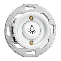 Interrupteur eclairage porcelaine (173077)