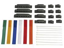Jeu de colliers pour câblage - 31 pcs (ECTSET1)