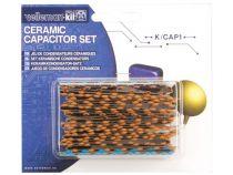 Jeu de condensateurs céramiques (K/CAP1)