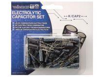 Jeu de condensateurs électrolytiques (K/CAP2)
