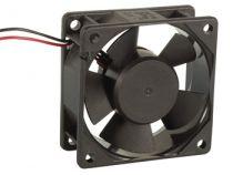 Kd2408pts1 ventilateur roulement a aiguilles 80x80x25 24v câbles (BSS24)