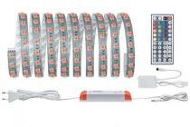 Kit de base MaxLED RGB 3m 40W 230/24V 60VA argent (70567)