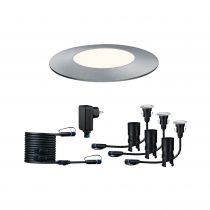 Kit de base Plug&Shine Floor Mini IP65 4000 K 3x2,5 W (93698)