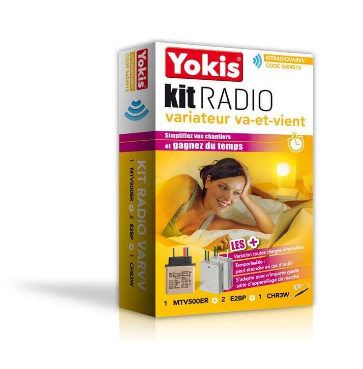 Kit Radio Variation Va-et-Vient Yokis 5454513