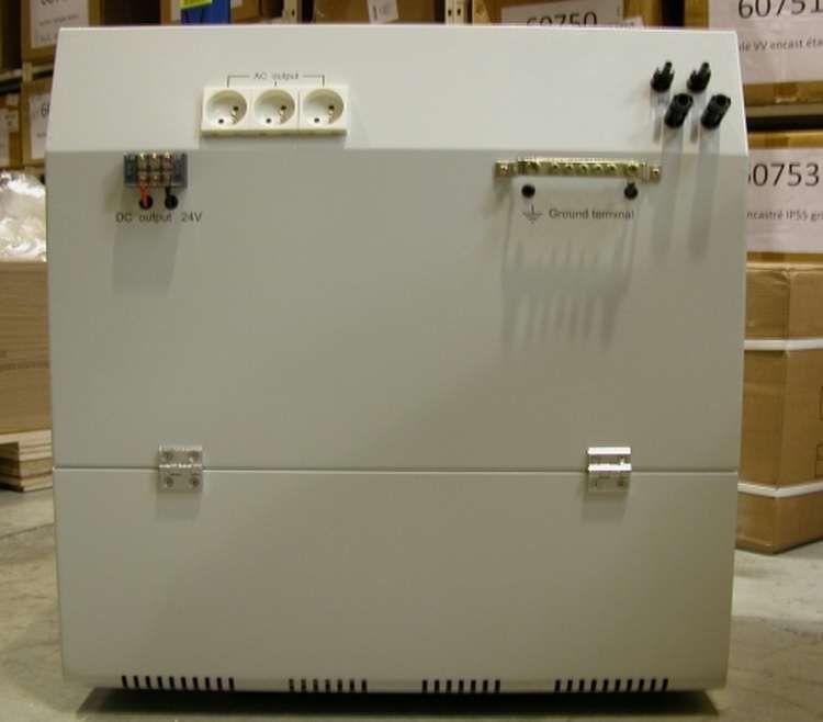 Kit solaire puissant, power kit 370 - 600 - 400