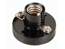 lamp socket e10  black (ACLS8B)