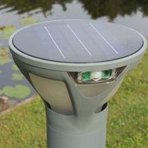Lampe soleil plus Multi modes Hybride (solaire + réseau) (401371)