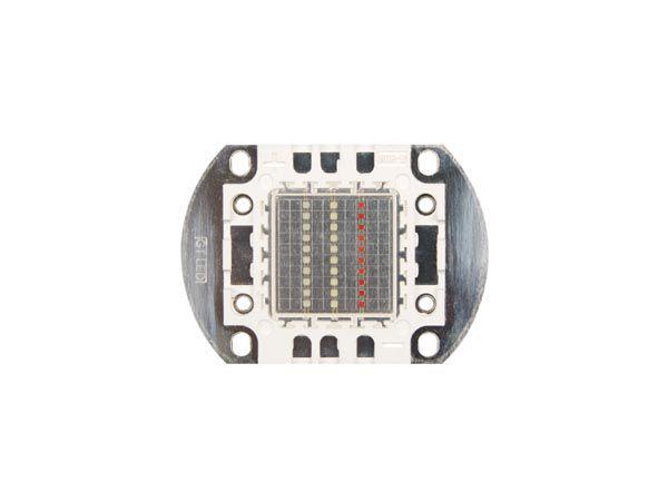 led de puissance - 30 w - rvb (L-H30RGB)