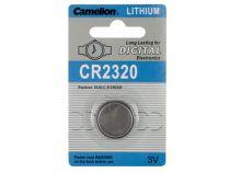 Lithium 2320 3.0v-135mah (1pc/bl) (CR2320C)