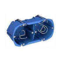 Multifix, boîte 2 postes entraxe 71 mm, diamètre 67 mm, profondeur 50 mm