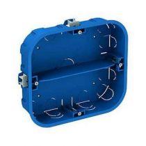 Multifix, boîte 6 postes, 165x142, prof. 40 mm, 2 rangées de 3 app. 45x45