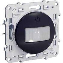 Odace, détecteur de présence et de mouvement Anthracite, toutes charges, 3 fils (S540525)