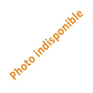 Ovalis poussoir à fermeture porte-étiquette 10 A à griffes, avec plaque