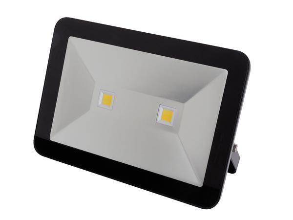 PROJECTEUR LED DESIGN - 100 W, BLANC NEUTRE - NOIR (LEDA5010NW-B)