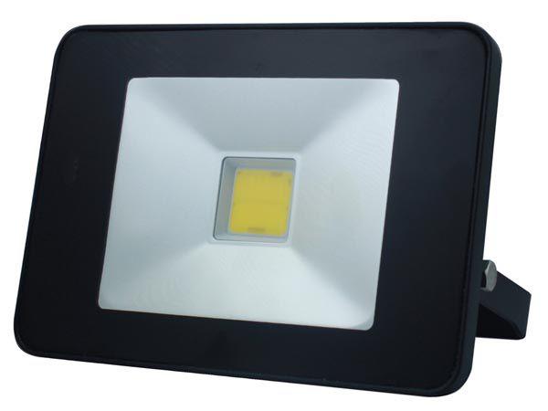 PROJECTEUR LED DESIGN AVEC DÉTECTEUR DE MOUVEMENT - 20 W, BLANC NEUTRE (LEDA5002NW-BM)
