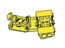 Raccord instantane jaune (FYQS/100)