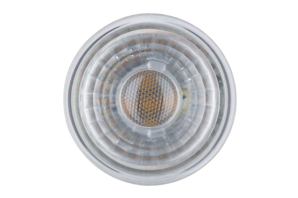 Réflect. verre LED 3,2W GU10 230V 2700K  (28409)