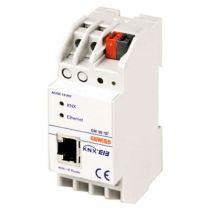 Router knx / ip - ip20 - pour rail din - 2 modules din