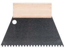 SPATULE À COLLE - 180 mm - DENTS 4 x 4 mm (HE924180)