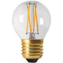Sphérique G45 Filament LED 5W E27 2700K 610Lm Claire (28672)