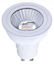 SPOT LED 5W GU10 5000K 70° 380LM DIMMABLE (164902) équivalent 40 watts