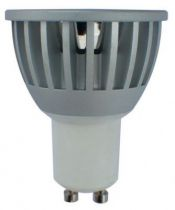 Spot LED 7W GU10 3000K 600lm claire - dimmable (166057)