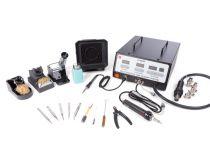 station de réparation multifonctions pour composants cms - 100 w / 100 w (VTSSD4)