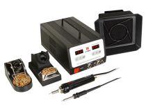 Station de soudage & dessoudage avec température réglable 100w/230v (VTSSD3)