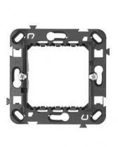 Support pour plaques one et lux - 2 modules a vis - chorus
