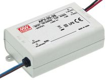 switching power supply - single output - 35w - 24 v (APV-35-24)
