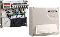 Tableau de communication  delta gr3 8 rj45 + ampli tv/sat