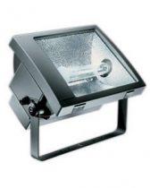 Titano - avec lampe - optique symétrique extensive - 400w mt 1kv e40 230v-50hz - ip66 - classe i - gris graphite