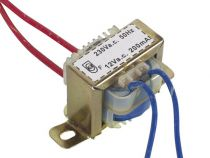Transformateur chassis ouvert 2.4va 1 x 12v 200ma (112002C)