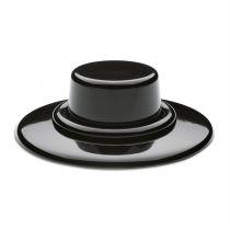 Variateur LED 7-110 W Bakelite noire (100274)