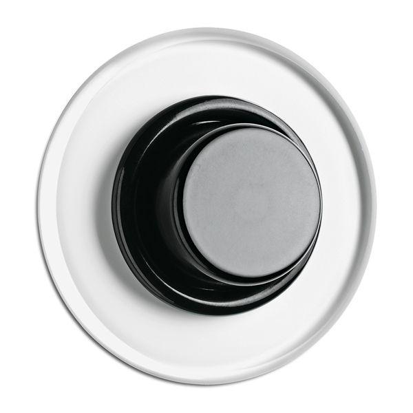 Variateur LED 7-110 W Bakelite noire (100311)