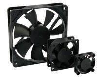 Ventilateur 24vcc roulement à palier lisse 120 x 120 x 38mm (BLS24/120)