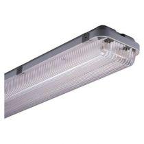 Znt - réflecteur extensif - 2x18w ip65 non-câblé